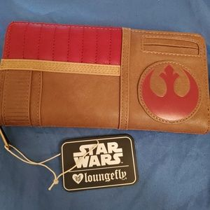 Star Wars Loungefly Wallet